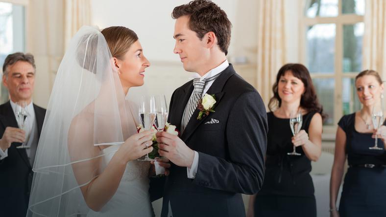 świadkowie Na ślubie Wymagania I Obowiązki świadek I świadkowa