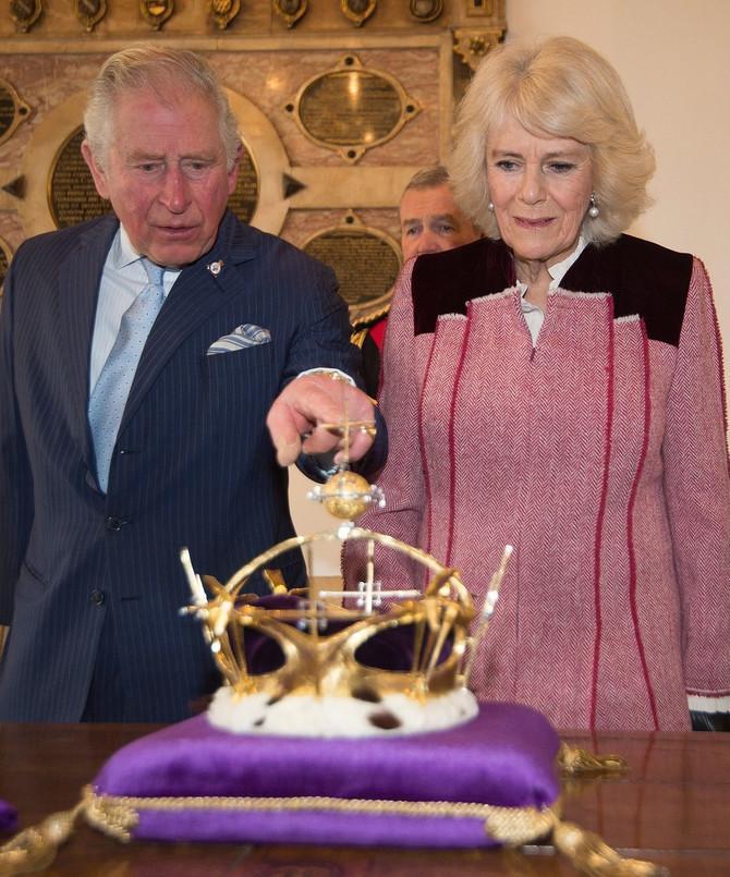 Princ Čarls i vojvotkinja od Kornovla