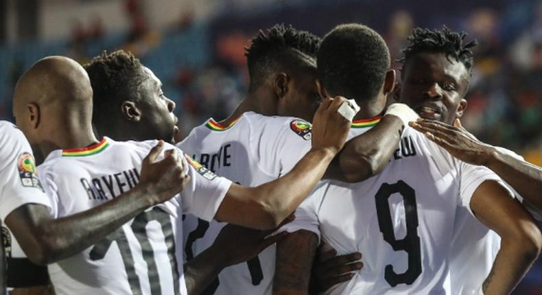Black Stars beat Guinea Bissau
