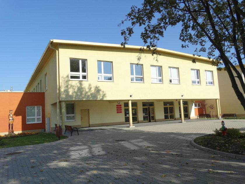 Szkoła przy ulicy Sławinkowskiej 50 w Lublinie