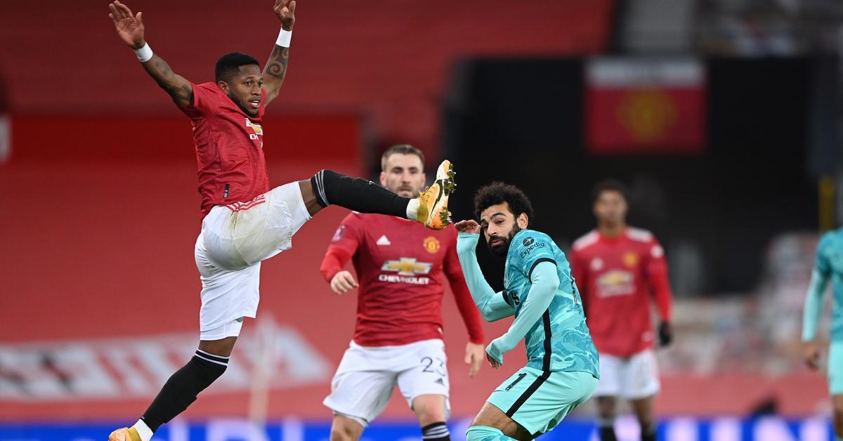Manchester United lepszy od Liverpoolu w 1/16 finału Pucharu Anglii