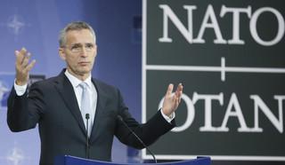Szef NATO oświadczył, że nie chce 'nowej zimnej wojny' z Rosją
