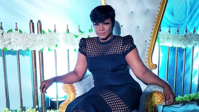 Presidency replies Omotola Jalade-Ekeinde over comments made against the government [Instagram/OmotolaJaladeEkeinde]