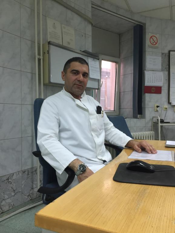 Dr Vladimir Arsenijević