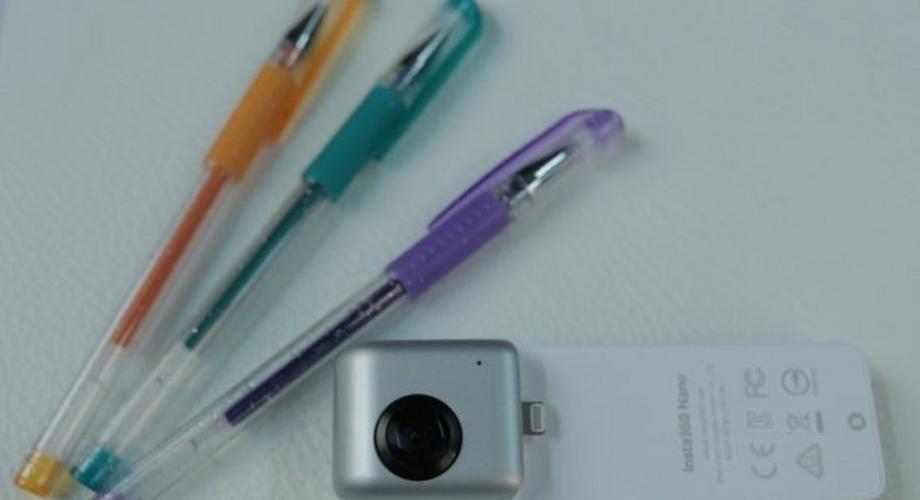 Insta360 Nano: 360-Grad-Kamera für iPhones im Test