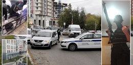 Strzelanina na uniwersytecie w Rosji! Studenci skakali z okien, są ofiary śmiertelne