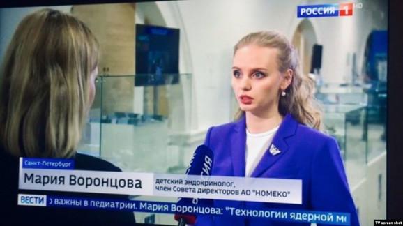 Marija Voroncova