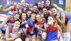 SA BRAZILKAMA U GRUPI Naše odbojkašice dobile rivale za predstojeći šampionat sveta