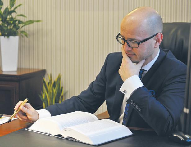 Przemysław Stęchły, adwokat, przewodniczący zespołu ds. opracowania zmian w Zbiorze Zasad Etyki Adwokackiej i Godności Zawodu przy Naczelnej Radzie Adwokackiej
