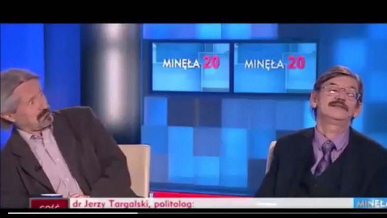 Rafał Chwedoruk i Jerzy Targalski