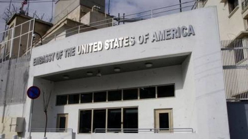 US embassy [Sahara Reporters]