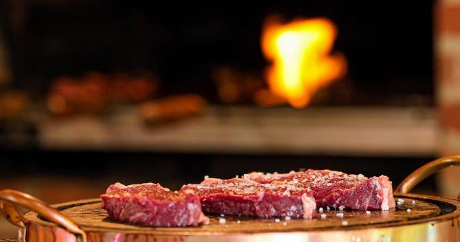 A za ručak biftek