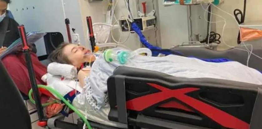 12-latek z autyzmem wypił napój z wybielaczem od kolegów. Zapadł w śpiączkę