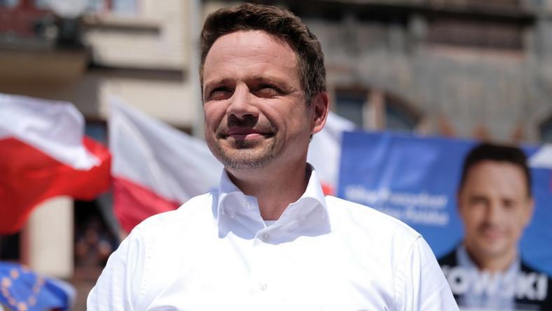 Rafał Trzaskowski ko