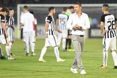 Zoran Mirković, FK Partizan