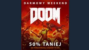 Doom - aktualizacja 6.66 przyniosła DLC darmowy weekend i obniżki