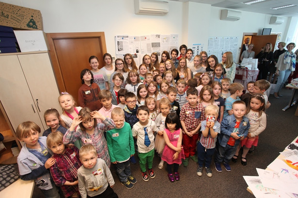 Dzień Dziecka w Dzienniku Gazeta Prawna