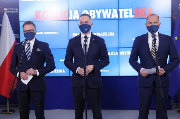 Cezary Tomczyk, Dariusz Joński, Michał Szczerba