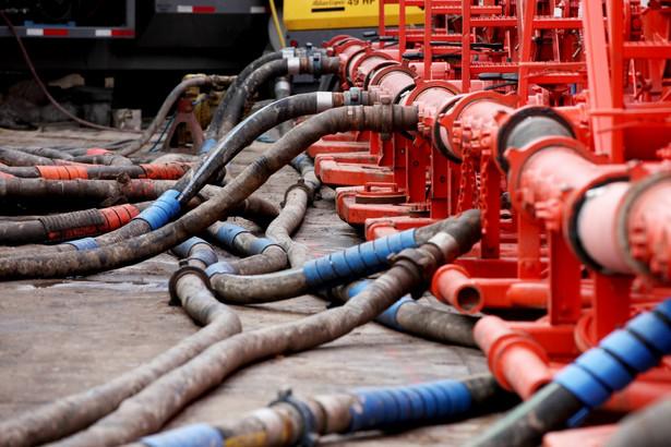 Gaz łupkowy: Szczelinowanie w Pensylwanii (USA).