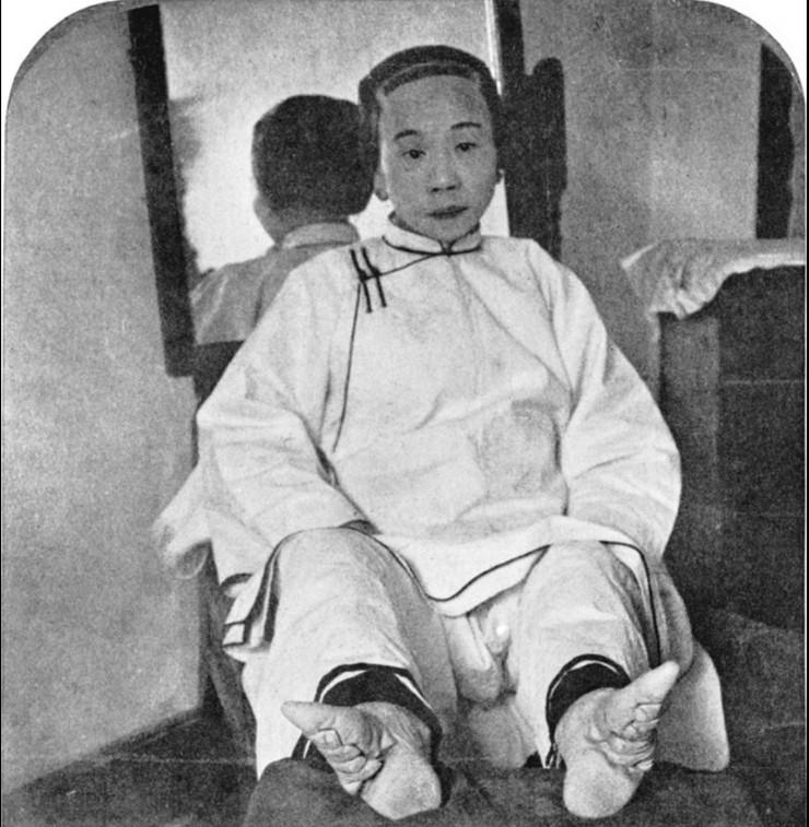 Praksa vezivanja stopala