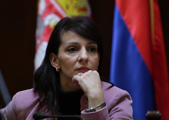Nije im baš bilo jasno niti blisko zašto bojkotujemo parlament rekla je Marinika Tepić posle razgovora sa Kukanom i Flekenštajnom