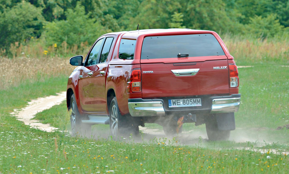 Toyota Hilux - legenda off-roadu