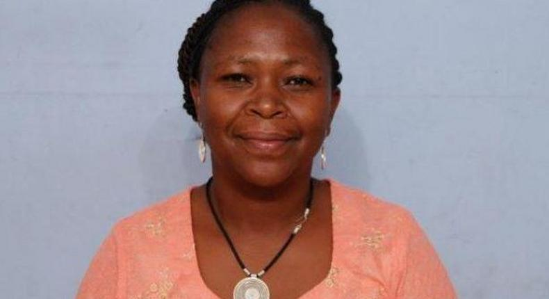 The late Jennifer Wambua, former NLC official and state witness who was murdered