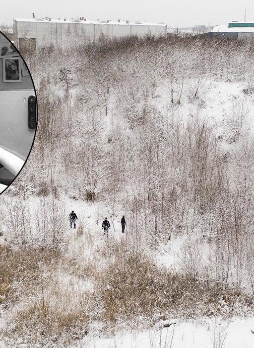 Brutalne morderstwo 13-letniej Patrycji. Kiedy stopnieje śnieg, policja znajdzie to na miejscu zbrodni?