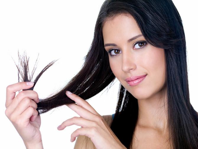 Da ne biste kidali kosu, osušite kosu do kraja i koristite dobru četku prilikom feniranja