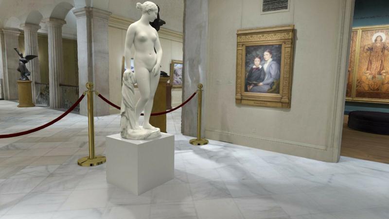 Muzeum Smithsonian wspiera się technologią VR