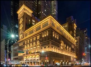 100-lecie Niepodległej: W nowojorskim Carnegie Hall zagra Walevska, Stucke i Stryjniak