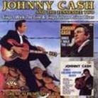 "Johnny Cash - ""Sings I Walk The Line/Sings Folsom Prison Blues"""
