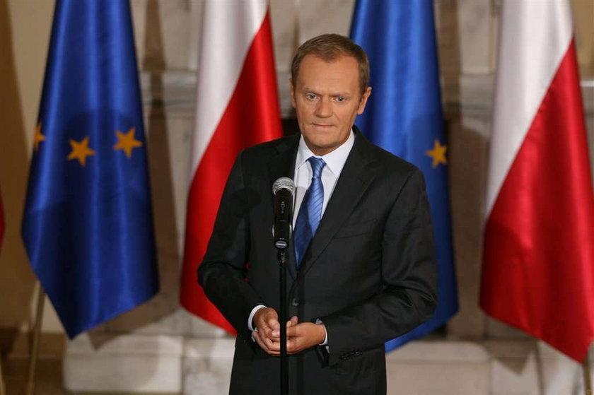 OFE! Premier Donald Tusk zabrał pieniądze