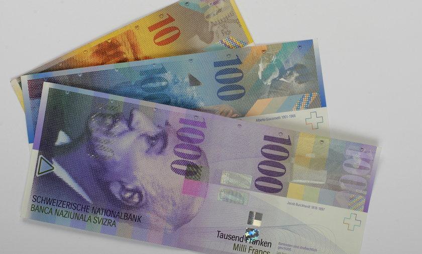 Kredyty we frankach unieważnione