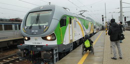 Koleje Mazowieckie pochwaliły się nowymi pociągami