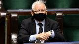 Czy Jarosław Kaczyński został  zaszczepiony na koronawirusa?