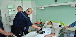 Skatowali policjanta w Koninie, bo zwrócił chłystkom uwagę