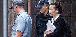 Waśniewska w areszcie podrywa strażników