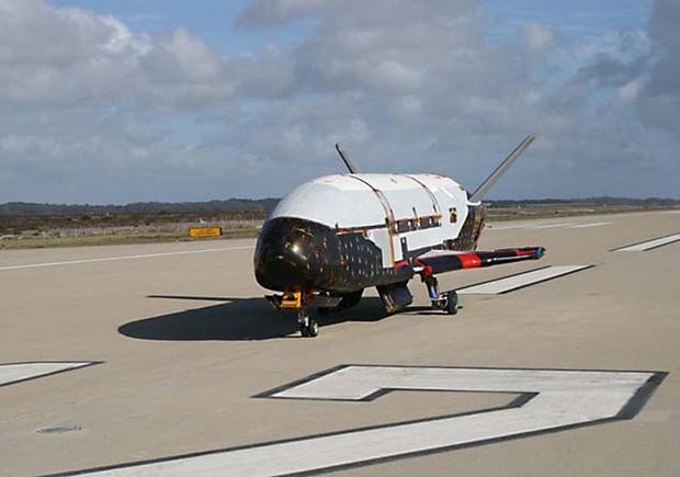 X-37B - próby naziemne