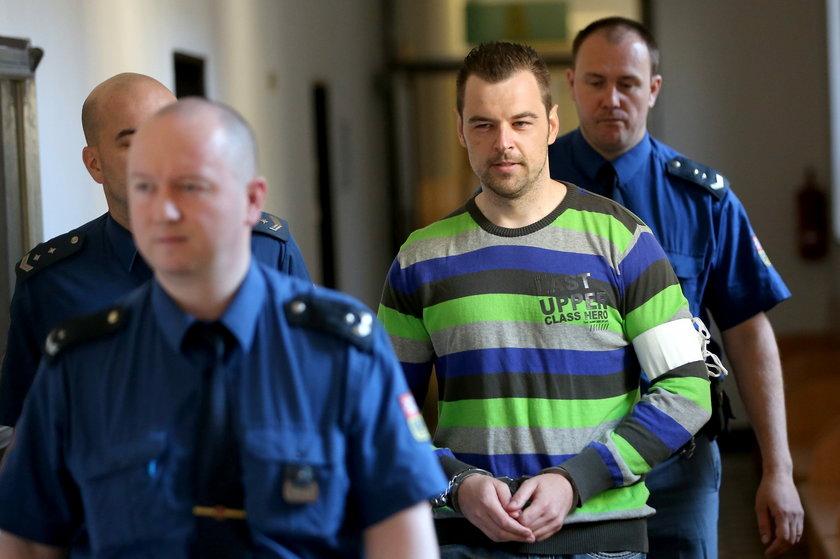 Petr Kramny w sądzie