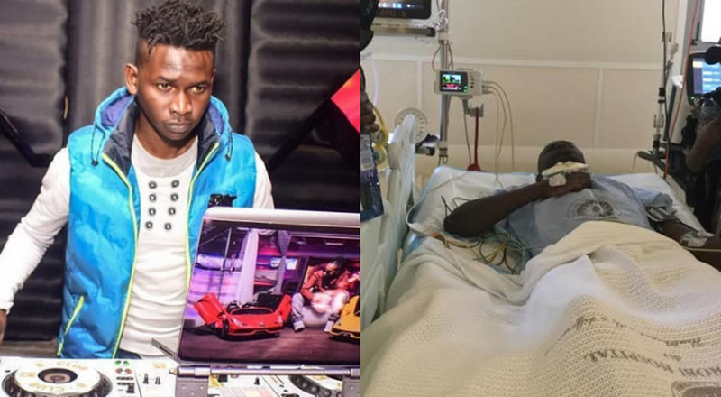 There is nothing I can do for myself – DJ Evolve speaks out for the first time after being discharged