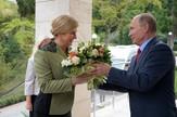 Kolinda Grabar Kitarović i Vladimir Putin EPA Alexei Druzhinin1