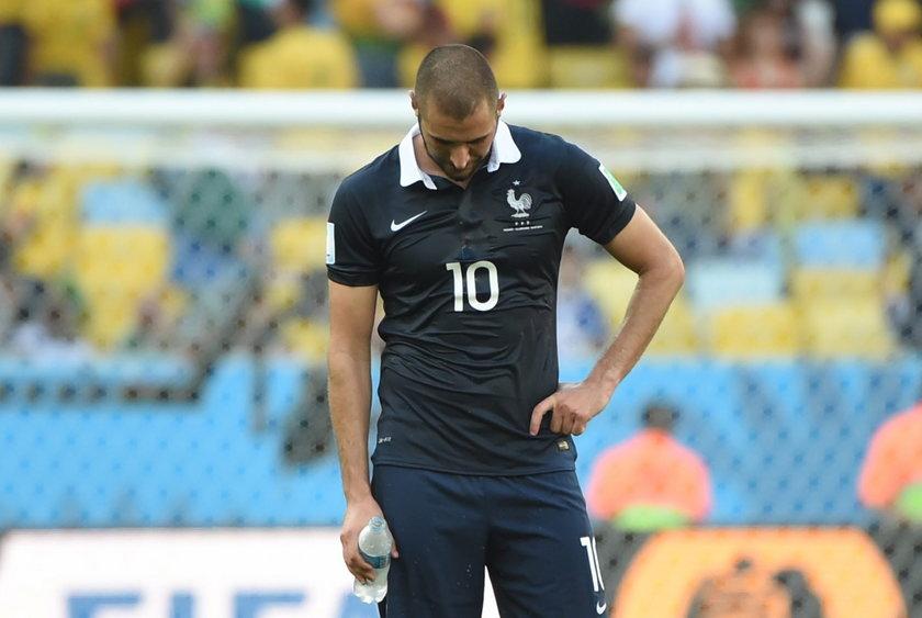Szok! Benzema nie zagra na Euro. Federacja nie chce go w kadrze