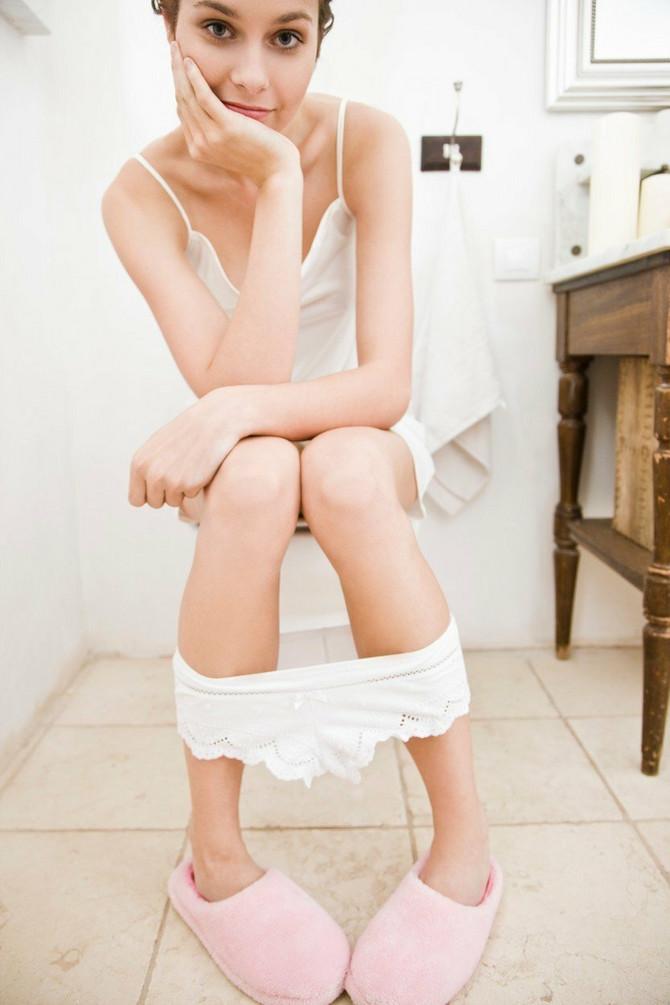 Zaražena tečnost može se naći na wc šolji