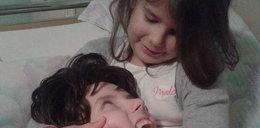 Po 7 latach od porodu poznała córkę