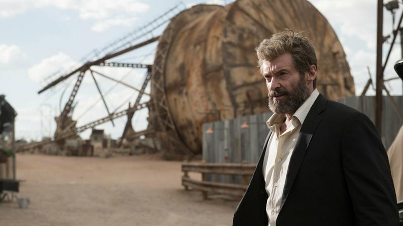 """Logan"": kadr z filmu"