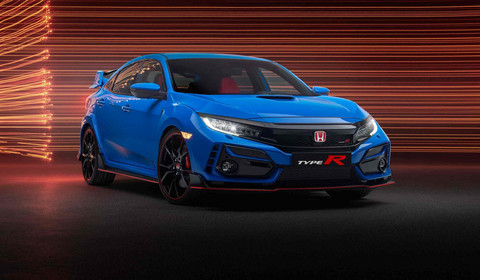 Honda Civic Type-R po liftingu - premiera w Tokio