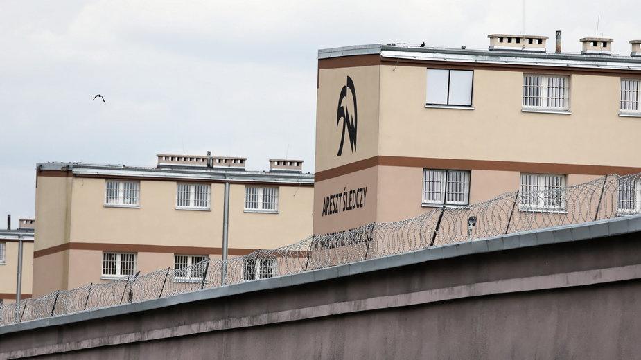 Areszt Śledczy na Białołęce w Warszawie