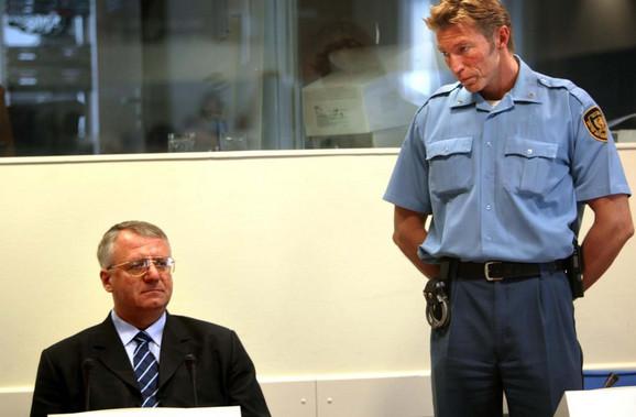 Sve je u rukama Tribunala: Vojislav Šešelj/Foto: Reuters