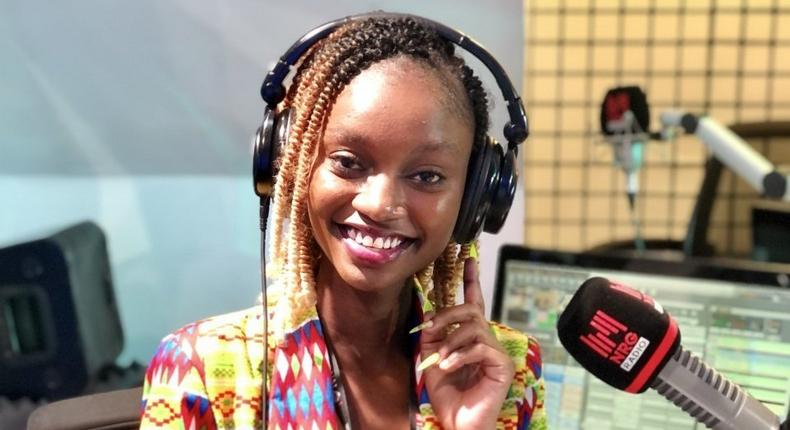 NRG Radio presenter Natalie Githinji